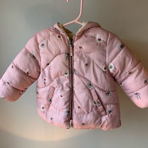 Reversible Zara Kids Coat